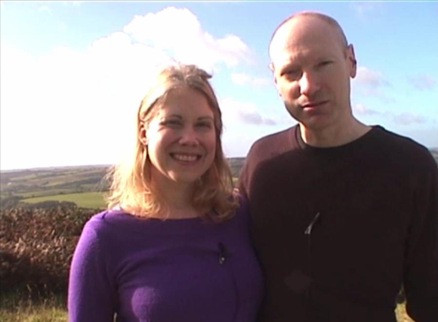 Neil and Linda