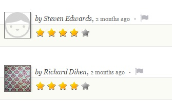 Udemy Star Rating