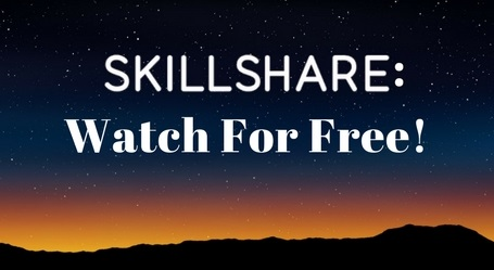 How To Watch Premium Skillshare Courses For Free