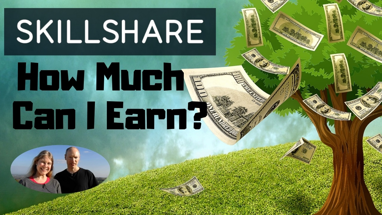 Skillshare: How Much Can I Earn?