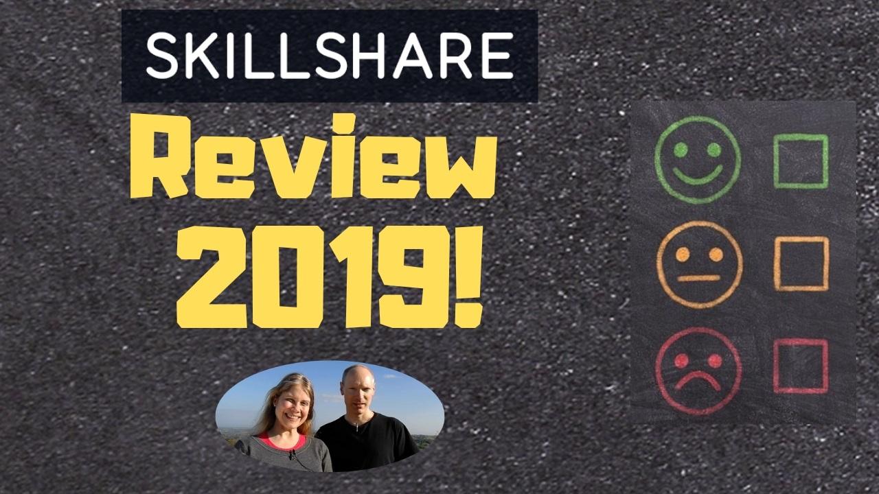 Skillshare Review 2019. How Good Is Skillshare.com?