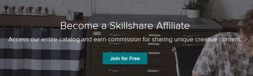 Become A Skillshare Affiliate on Impact Radius